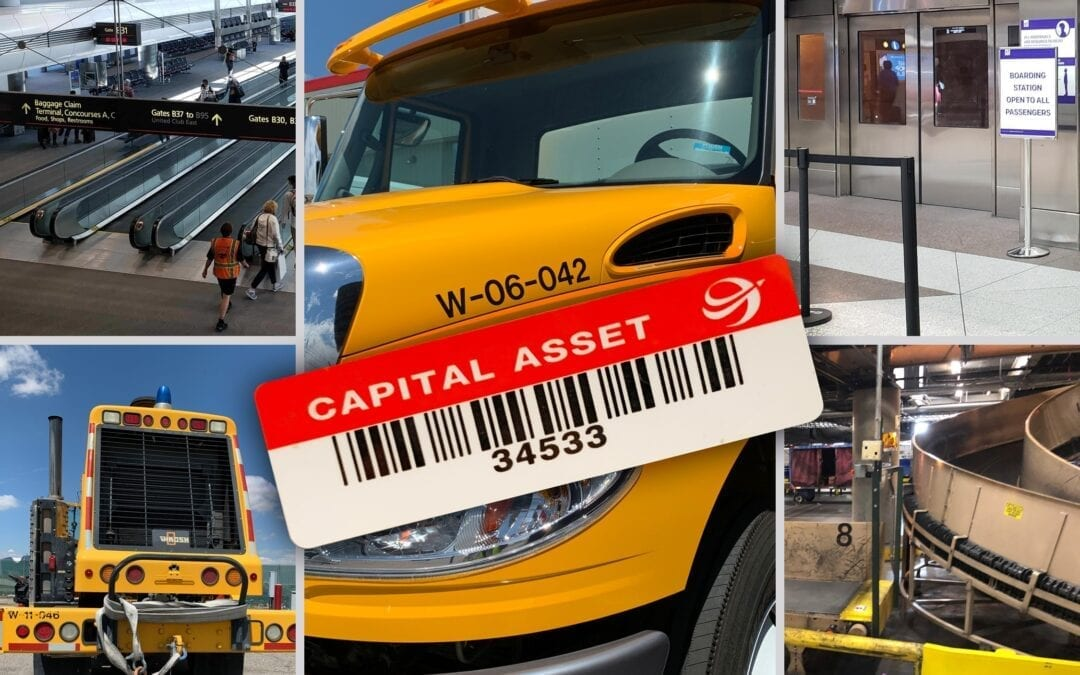 Airport Capital Assets